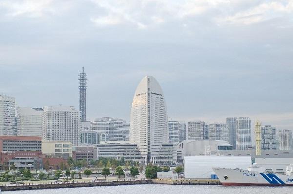 カモンカナガワン_横浜町並み