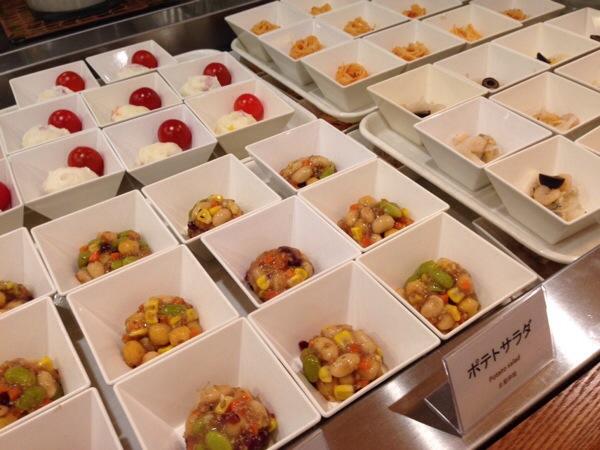 ドーミーイン札幌‐朝食