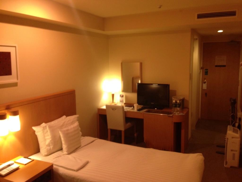ロワジールホテル_部屋2
