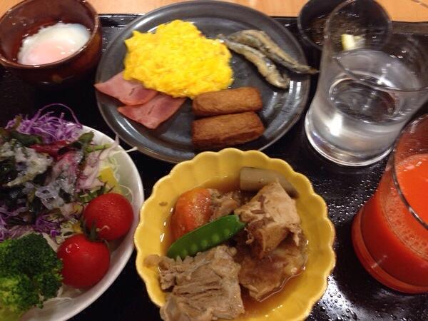 ホテル法華クラブ鹿児島_朝食