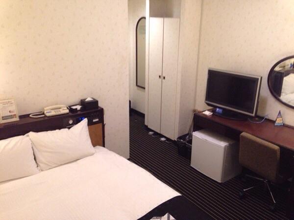 アパホテル名古屋錦_部屋