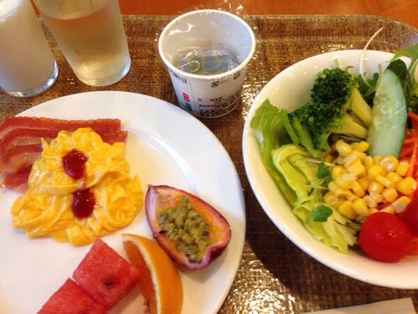 霧島いわさきホテル_朝食