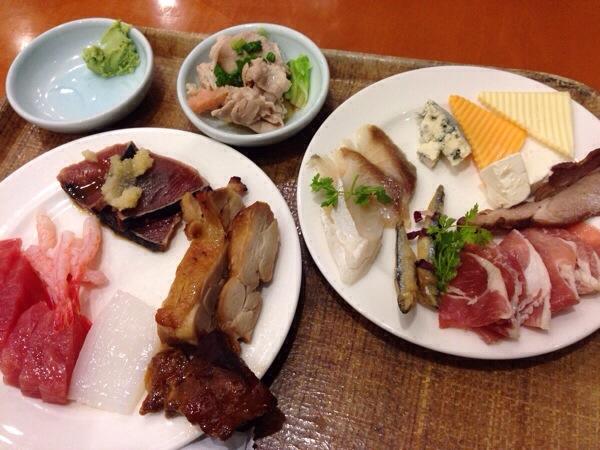 霧島いわさきホテル_夕食メニュー