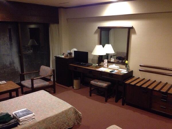 霧島いわさきホテル_部屋1
