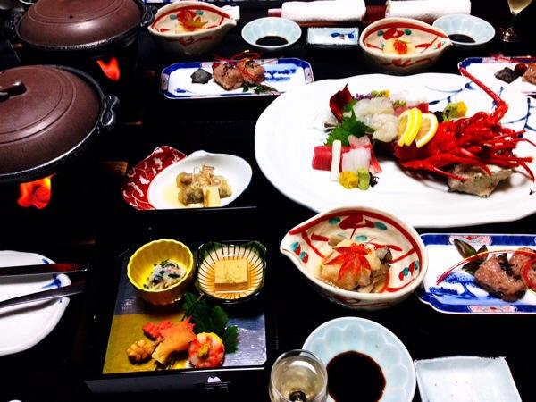 atagawakan-dinner