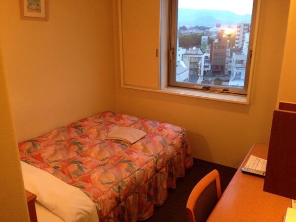 hotel-no.1-matsuyama-room