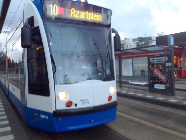 amsterdam-tram-car