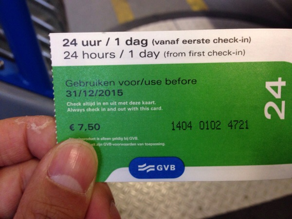 amsterdam-tram-1day-ticket