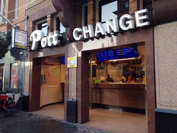 pott-change