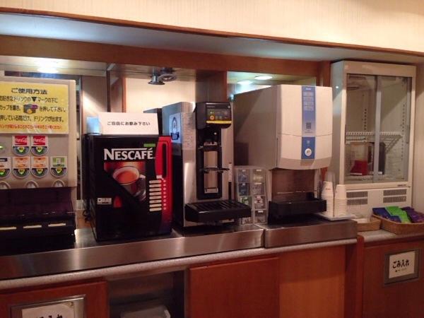 sakura-lounge-kagoshima-airport-drink