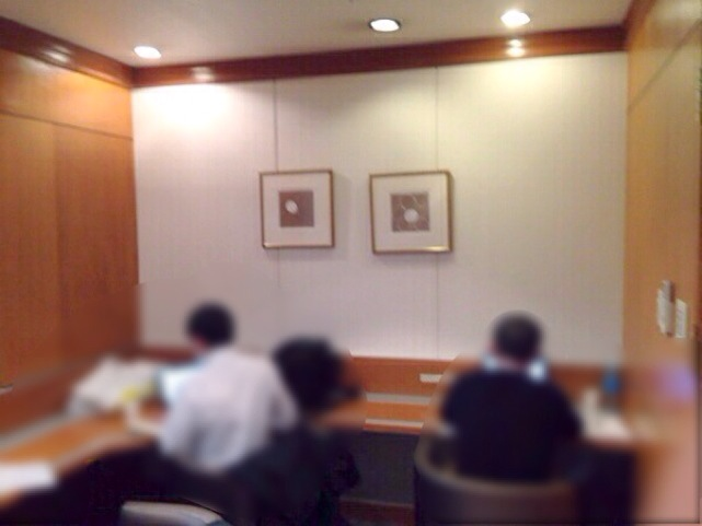 sakura-lounge-kagoshima-airport-desk