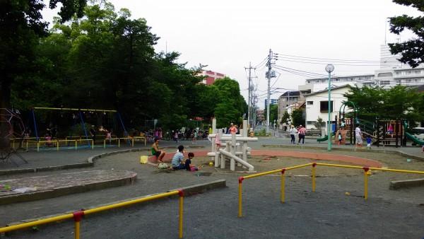 中原平和公園