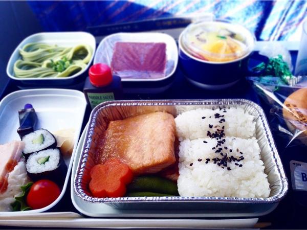 中国南方航空‐機内食