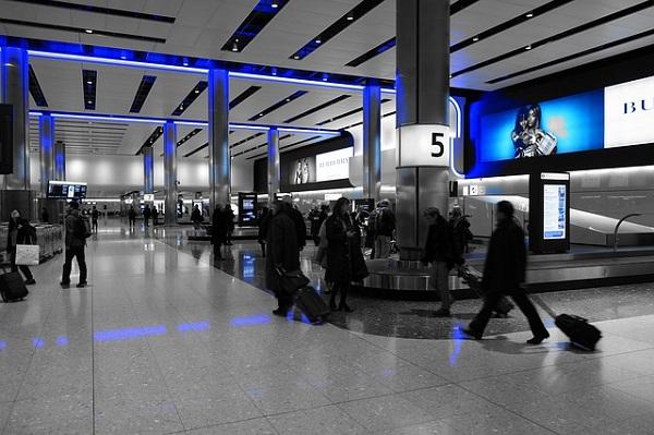 スーツケース‐飛行機