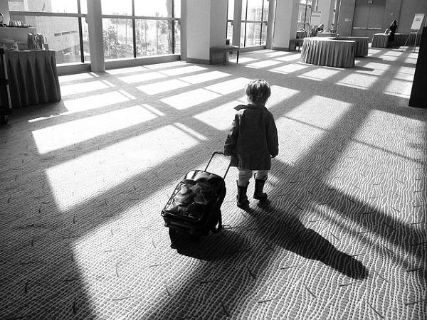 スーツケース‐頑丈