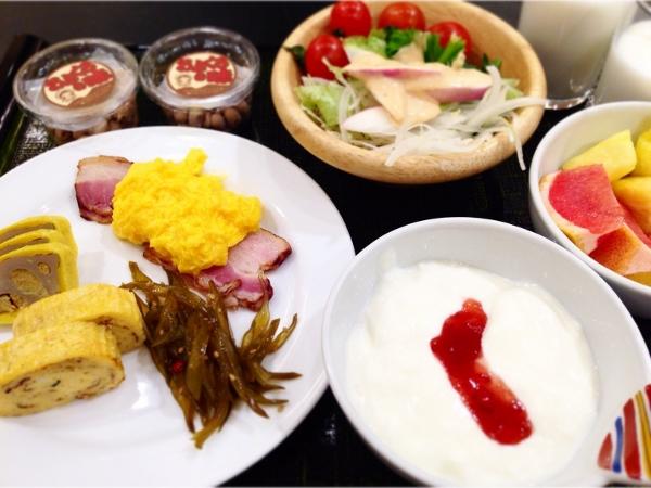 阿蘇プラザホテル朝食