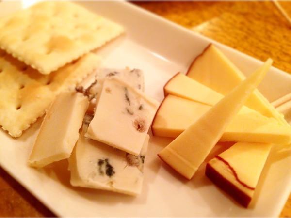 チーズ2種盛り