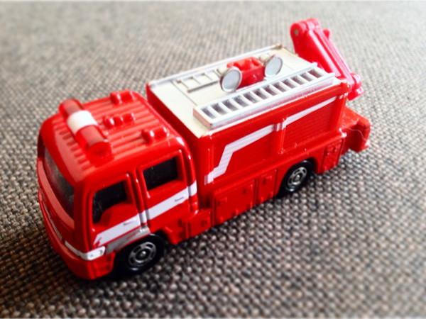 消防車ホース車