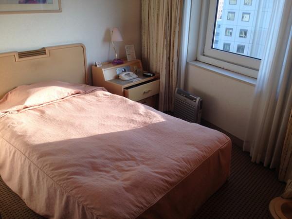 札幌東武ホテル‐ベット