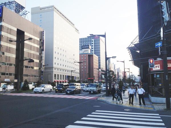 札幌東武ホテル‐すすきの