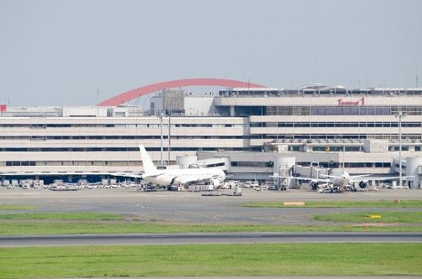 羽田空港(JAL)