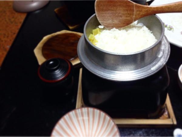 熱川館‐ご飯