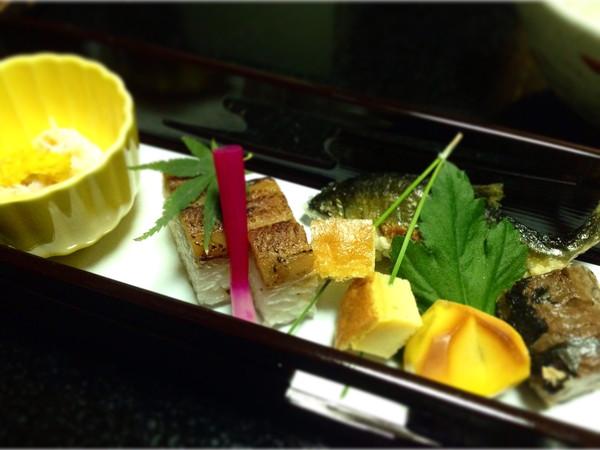 熱川館‐前菜