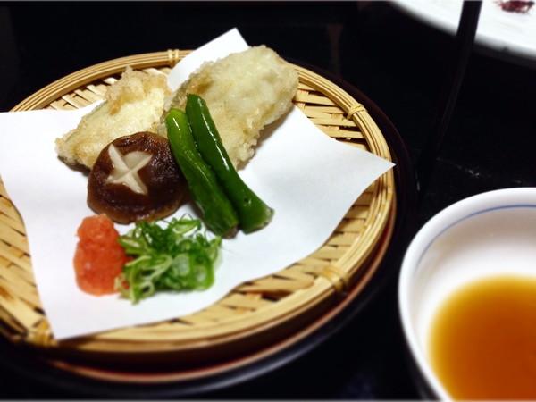 熱川館‐天ぷら