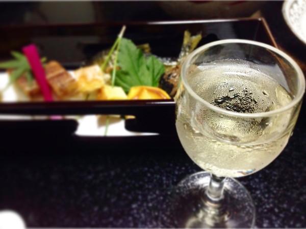 熱川館‐食前酒
