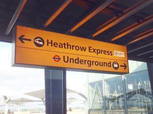 ヒースローエクスプレス‐ヒースロー空港