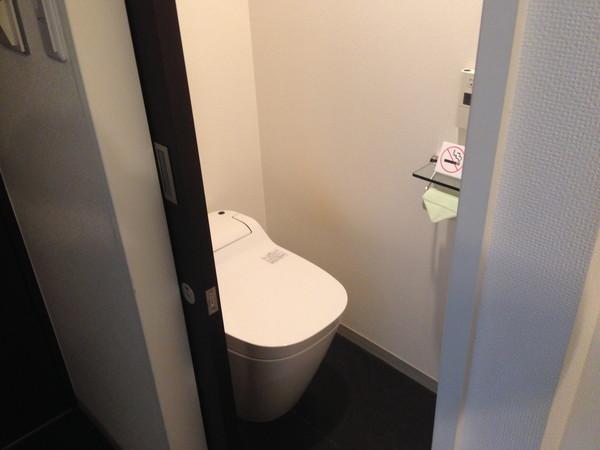 ビスタ-トイレ