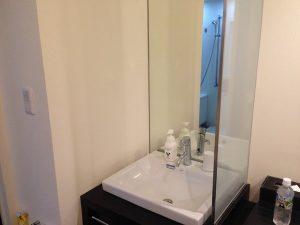 ビスタ-洗面所
