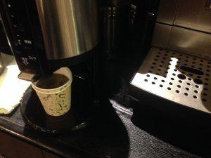 ビスタ-朝食コーヒー