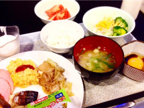 ホテルビスタ熊本空港朝食メニュー