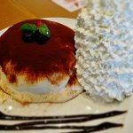 エッグスンシングス‐ティラミスパンケーキ