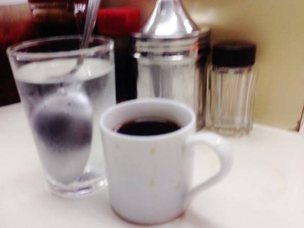 神保町まんてん‐アイスコーヒー