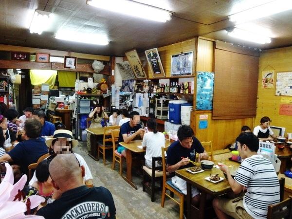 なかま食堂‐店内
