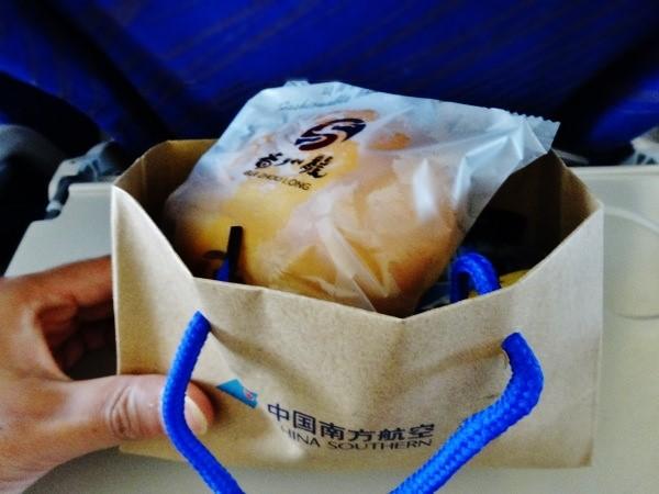 中国南方航空-機内食