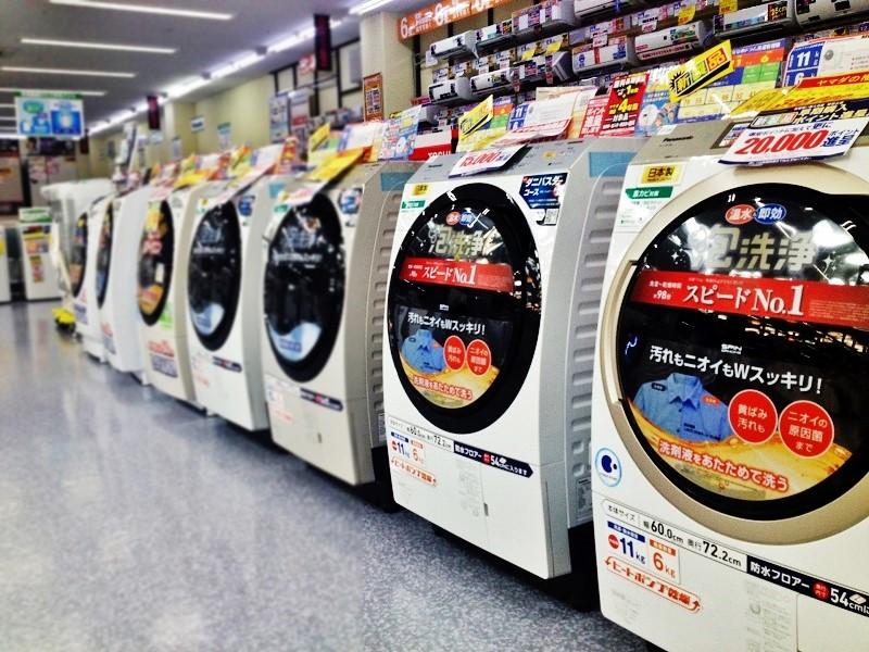 おすすめドラム式洗濯乾燥機