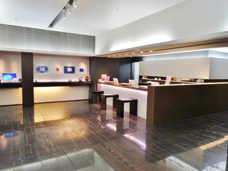 博多グリーンホテルアネックス-フロント