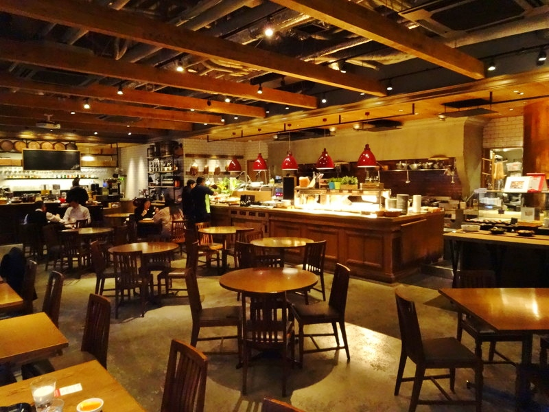 博多グリーホテル1号館-朝食会場