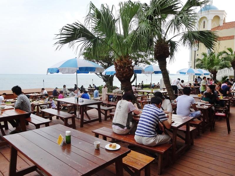 リザンシーパークホテル谷茶ベイ朝食