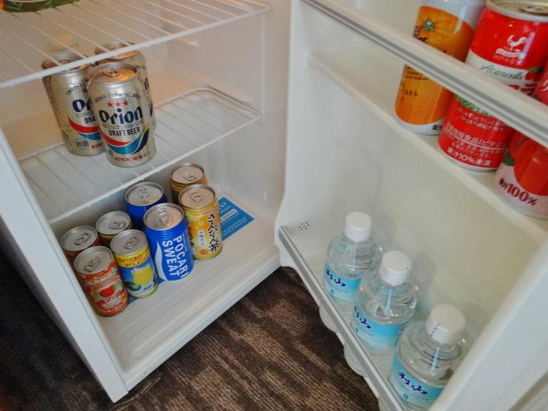 冷蔵庫フリードリンク