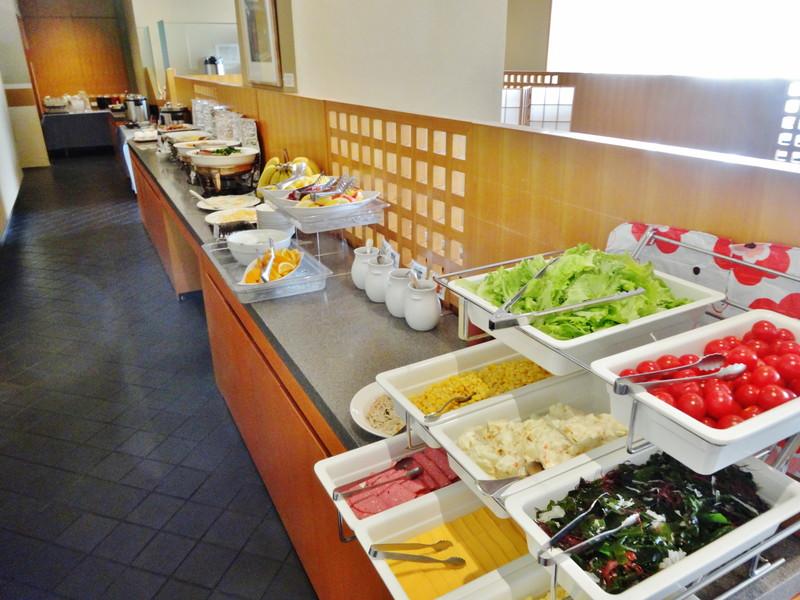 沼津リバーサイドホテルの朝食メニュー