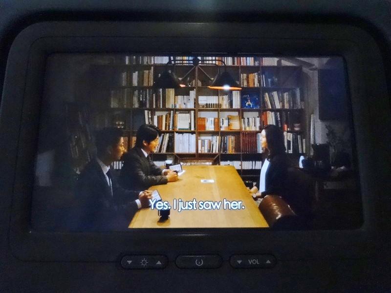 アリタリア航空の機内エンターテイメント