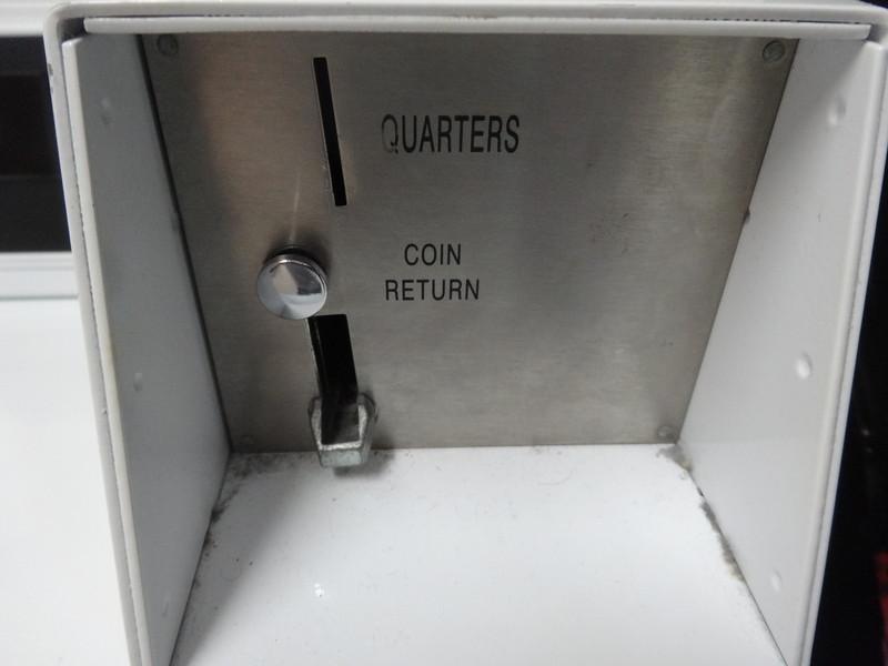 コイン挿入口
