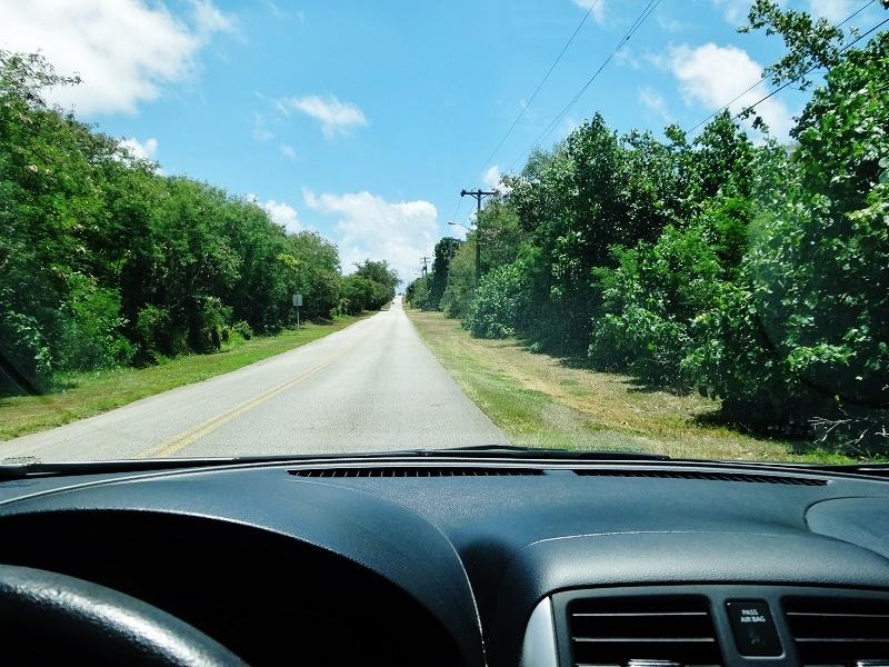 グアム-ローカル道路
