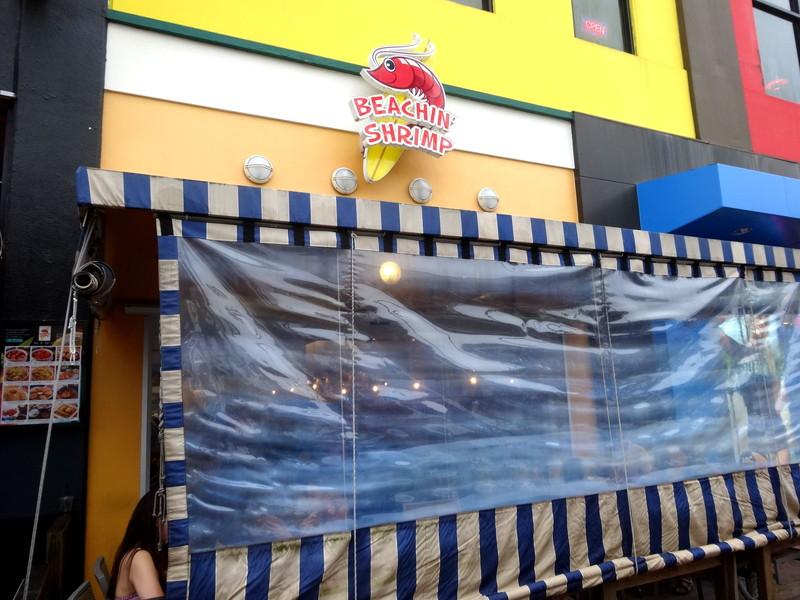 ビーチンシュリンプ2号店