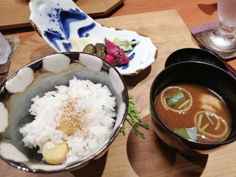 玉翠‐食事